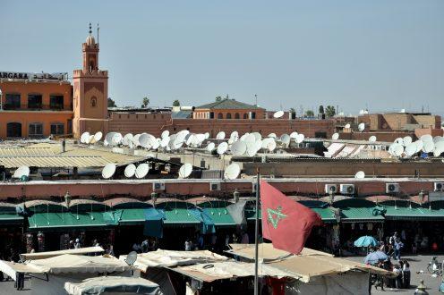 W Marrakeszu