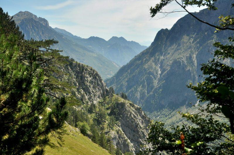 Góry Północnoalbańskie, Alpy Albańskie, Prokletije.