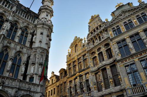 Bruksela, Bruxelles