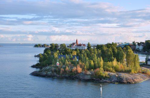 Finlandia – co i jak wokół Zatoki Botnickiej