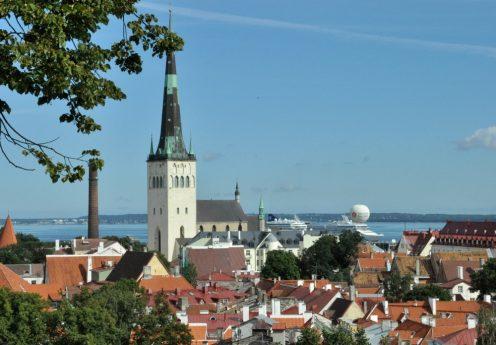 Tallin, inteligentne miasto