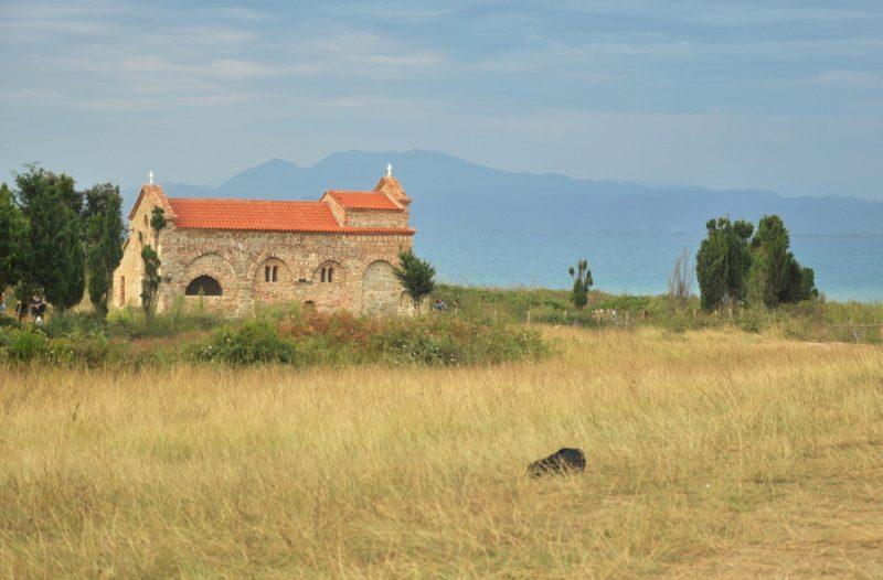 Kościółek św. Antoniego.