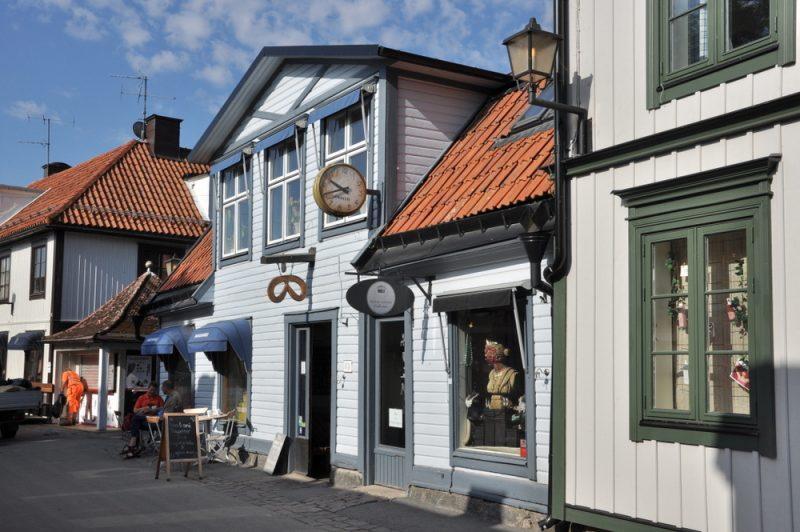 Storagatan - najstarsza uliczka w Szwecji.