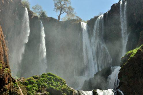 Wodospad Uzud