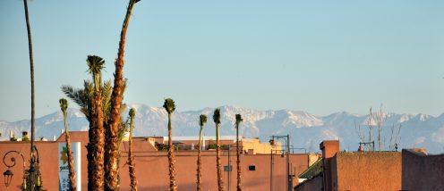 Marrakesz i Maroko المملكة المغربية